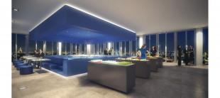 Impressie / Restaurant / 10e verdieping