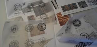 patronen uit stoffen als inspiratie bron